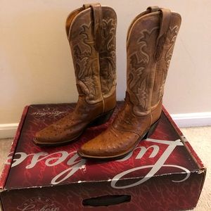 Lucchese Boots New with Tags